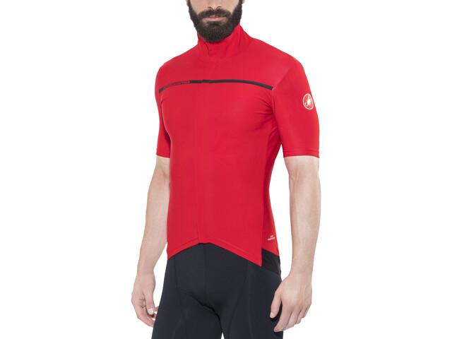 Castelli Gabba 3 Shortsleeve Jersey Herr red